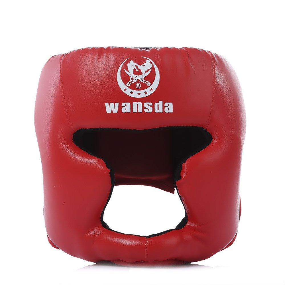 La protección de los ahorradores de la cabeza protección de la cabeza del casco casco / cabeza del deporte del boxeo por Lucha boxeo artes marciales de Taekwondo (nergo) Mimicool