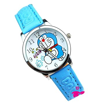quartz children mouse style hapiness cartoon best watch fashion product disney mickey leather round casual simple watches digital