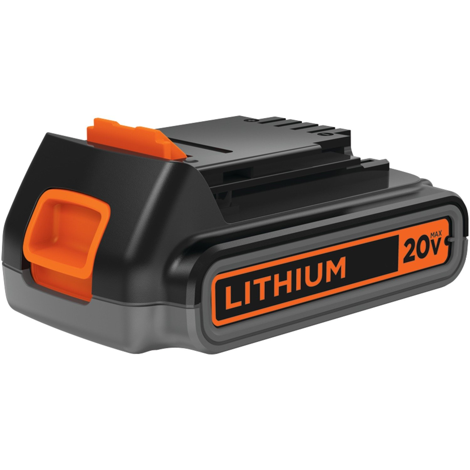 BLACK+DECKER 20V MAX Lithium Battery 1.5 Amp Hour (LBXR2020-OPE)