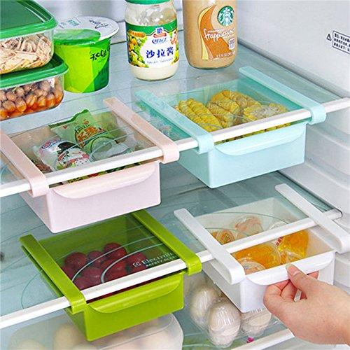 Generic rosa: nueva 1pcs plástico cocina rack de almacenamiento ...
