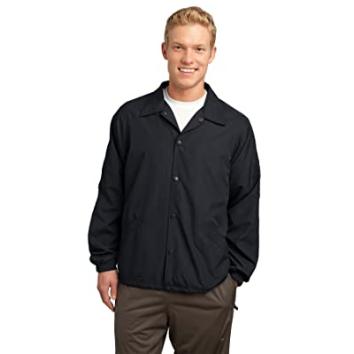 Sport-Tek® Sideline Jacket - Black - Medium