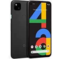 Google GA02099-UK Pixel 4a Black 128GB