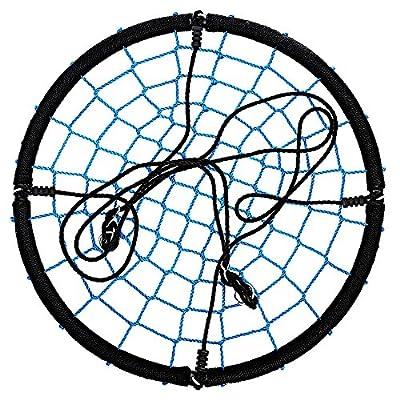 Giant Web Swing 40'' Diameter Kids Indoor Outdoor Round Set With Hight Strength Nylon Rope - Skroutz Deals: Kitchen & Dining