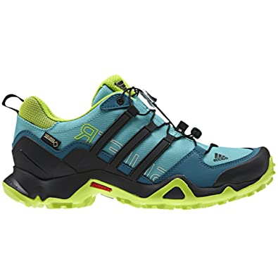 Adidas Terrex Swift R Gtx W Vivid Mint/Black/Semi Solar Slime Women's Hiking