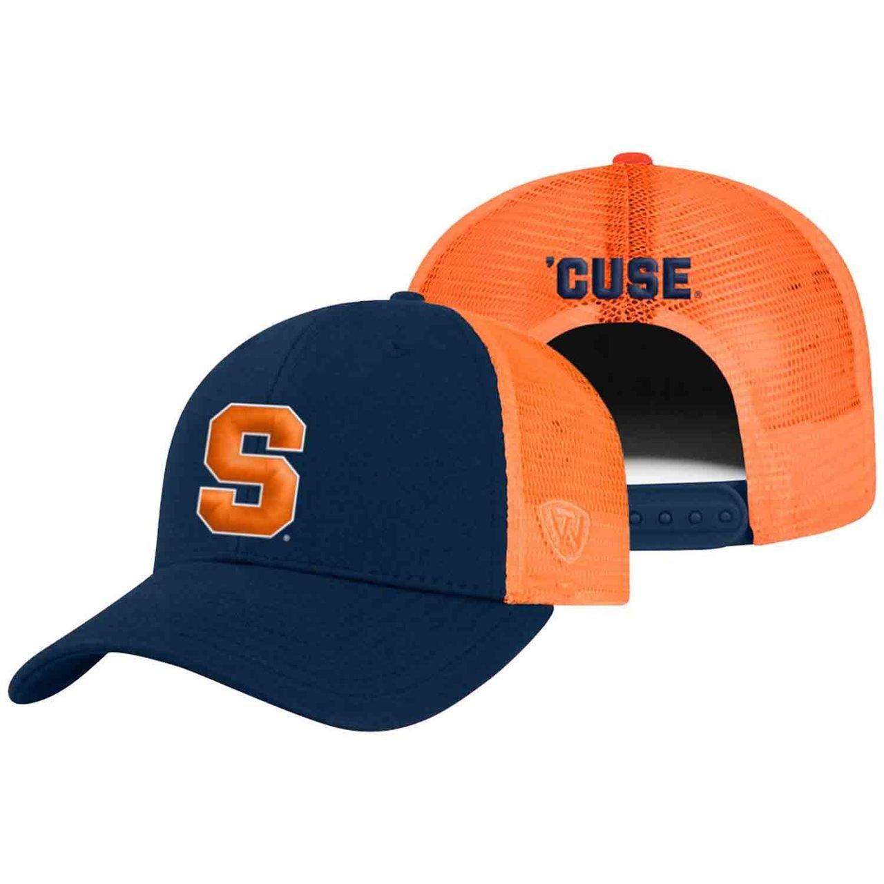 品質保証 Syracuseオレンジ大人用NCAAチーム精神構造化フィットMeshback Hat – – チームカラー、 チームカラー B0774YTYCQ、 B0774YTYCQ, WEB通販【村田時計店】:4d0b9fd9 --- obara-daijiro.com