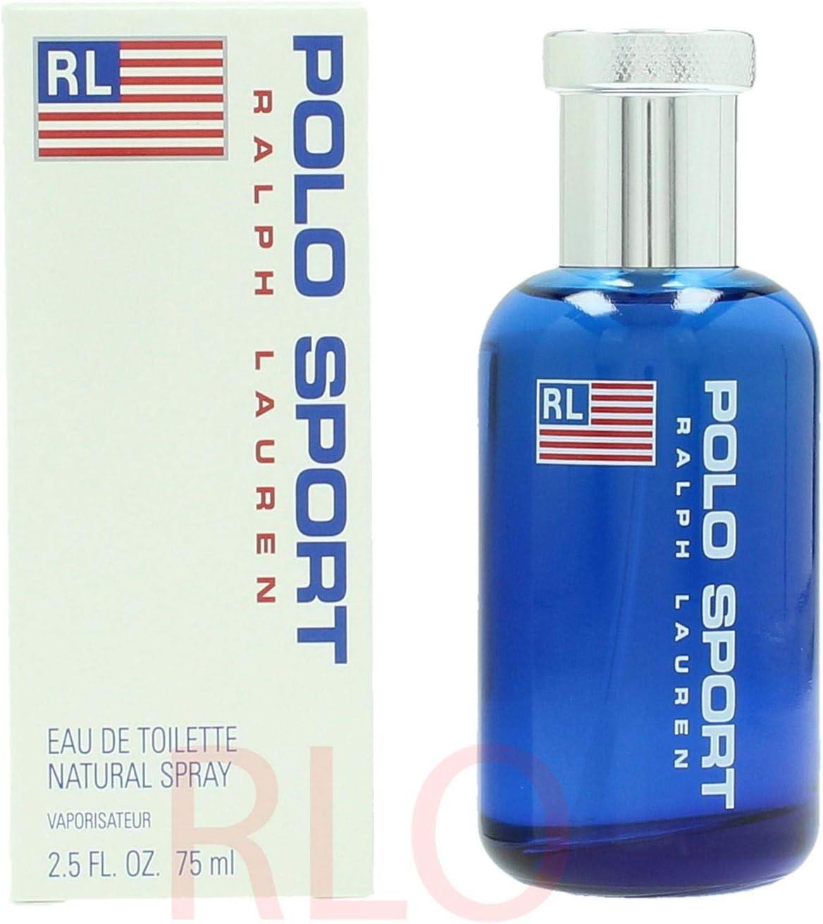 Polo Sport Homme - Eau de Toilette - 75 ml: Amazon.es: Salud y ...