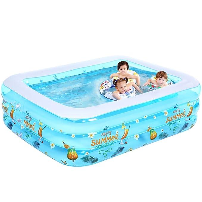 Amazon.com: Dapang Easy Set - Piscina hinchable, piscina ...