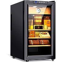 Audew Cigar Cooler Humidor Spanish Cedar Wood 300 Capacity
