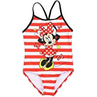 Minnie Mouse Girls 4-6X Youth Swimsuit