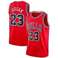 Zhao Xuan Trade Jersey Bulls Masculino Campeón de la NBA Vintage Michael Jordan Jersey Chicago Bulls # 23 Jersey de…