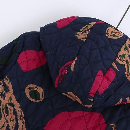 Luckycat Abrigos Mujer Invierno Chaqueta SuéTer Abrigo Jersey Grande Hoodie Sudadera con Capucha Mujer Caliente Y Esponjoso Top Gruesas Cerrojo De Capa con ...