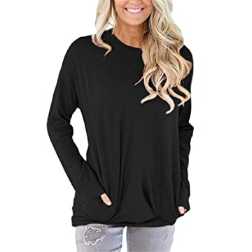 The 10 Best black long sleeve top For 2020