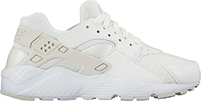 e5d6d9d02e7e9 Nike Huarache Run SE Summit White Summit White (Big Kid) (4 M