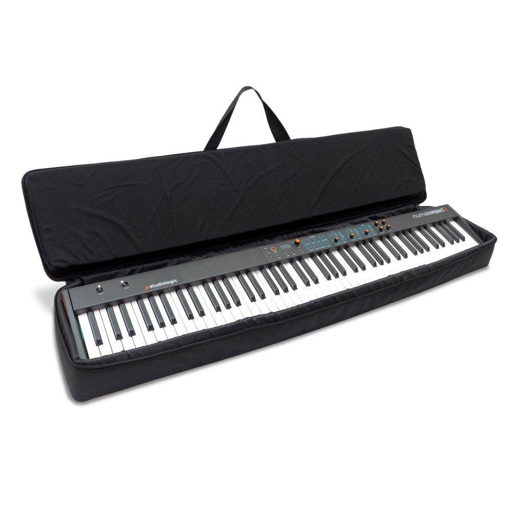 Studiologic Numa Compact2 +[専用ソフトケース]セット スピーカー内蔵ステージピアノ スタジオロジック   B07CXGJ5GR