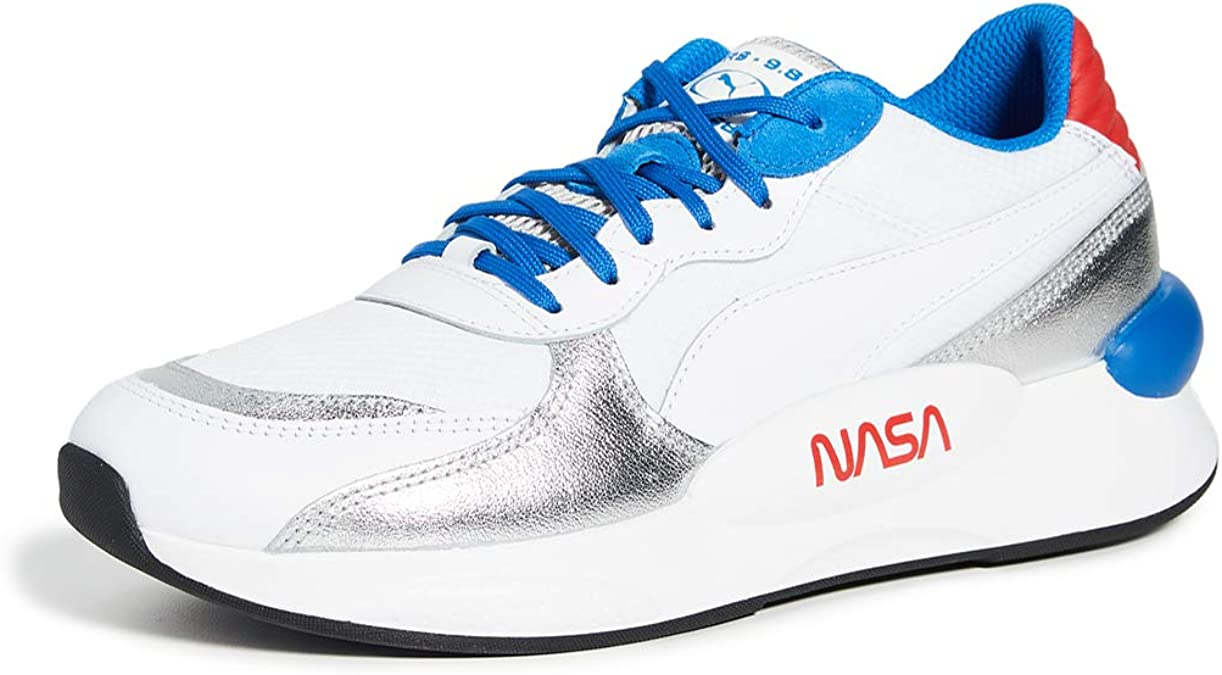 PUMA Mens RS 9.8 Space Agency Casual Sneakers,