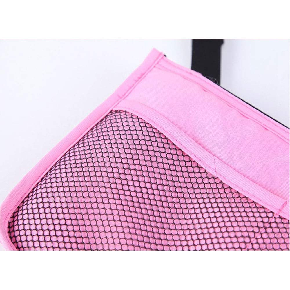 LORGDFDF Practical Multi-Function Baby Stroller Organizer Bag Cosmetic Bag for Women Lots of Space Light and Durable Pink is A (Color : Pink, Size : Free Size) by LORGDFDF (Image #5)