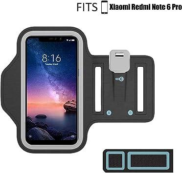 Brazalete Deportivo para Xiaomi Redmi Note 6 Pro, MiSha,Cinta ...