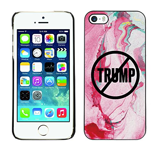 Print Motif Coque de protection Case Cover // Q04110520 Never Trump renaissance // Apple iPhone 5 5S 5G