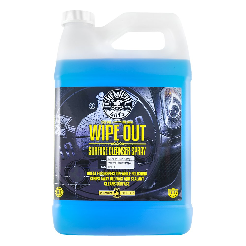 Chemical Guys SPI214 Wipe Out Surface Cleanser Spray (1 Gal), 128. Fluid_Ounces