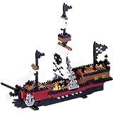 Nanoblock - NBM-011 - Bateau Pirate - 780 pièces