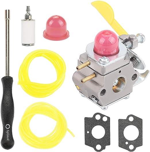 Details about  /C1U-W18 Carburetor for Craftsman Poulan Weedeater Carb 530071822 530071752