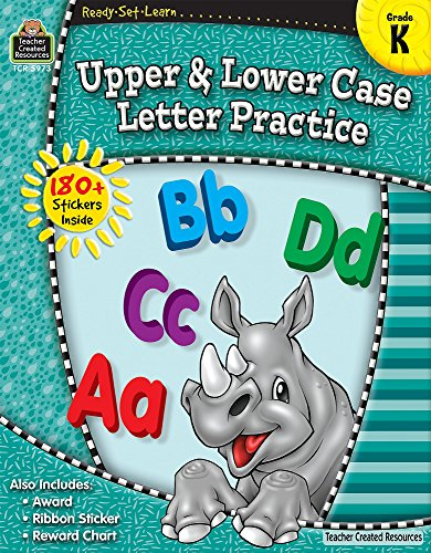 Ready-Set-Learn: Upper and Lower Case Grd K