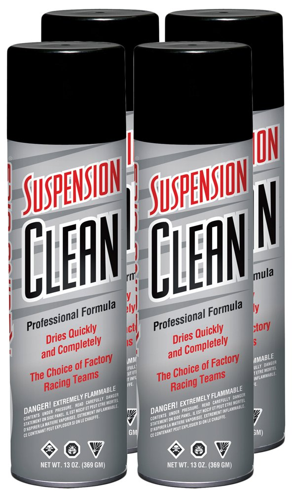 Maxima 71920-4PK Suspension Clean Aerosol, 52 fl. oz., 4 Pack