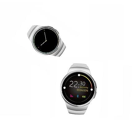 Smartwatch Inalámbrica Altavoz Bluetooth Reloj Reloj de pulsera ...