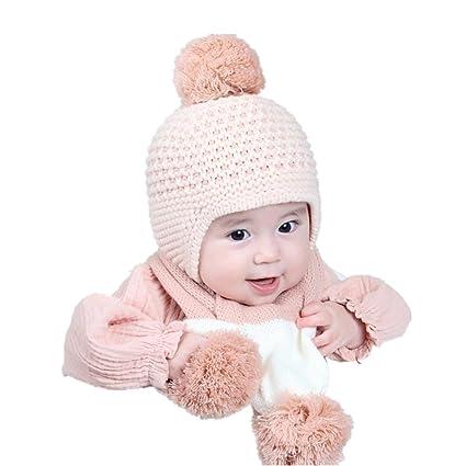 VENMO Bebé Sombrero y Bufandas 0babed838e0