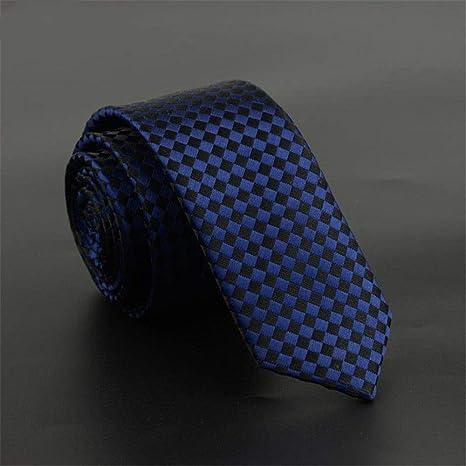 XJIUER corbata 5 cm de Ancho Corbatas para Hombre Corbatas a ...