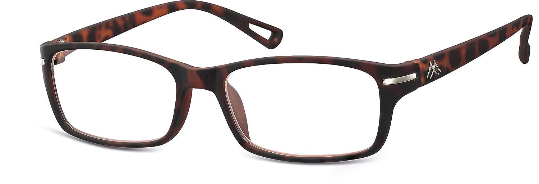 3a16d7ce6e31 Montana MR90A +1.50 Demi Reading Glasses  Amazon.co.uk  Health ...