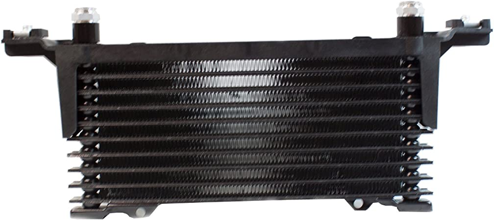 TYC 19133 Compatible with TOYOTA Highlander Replacement External Transmission Oil Cooler