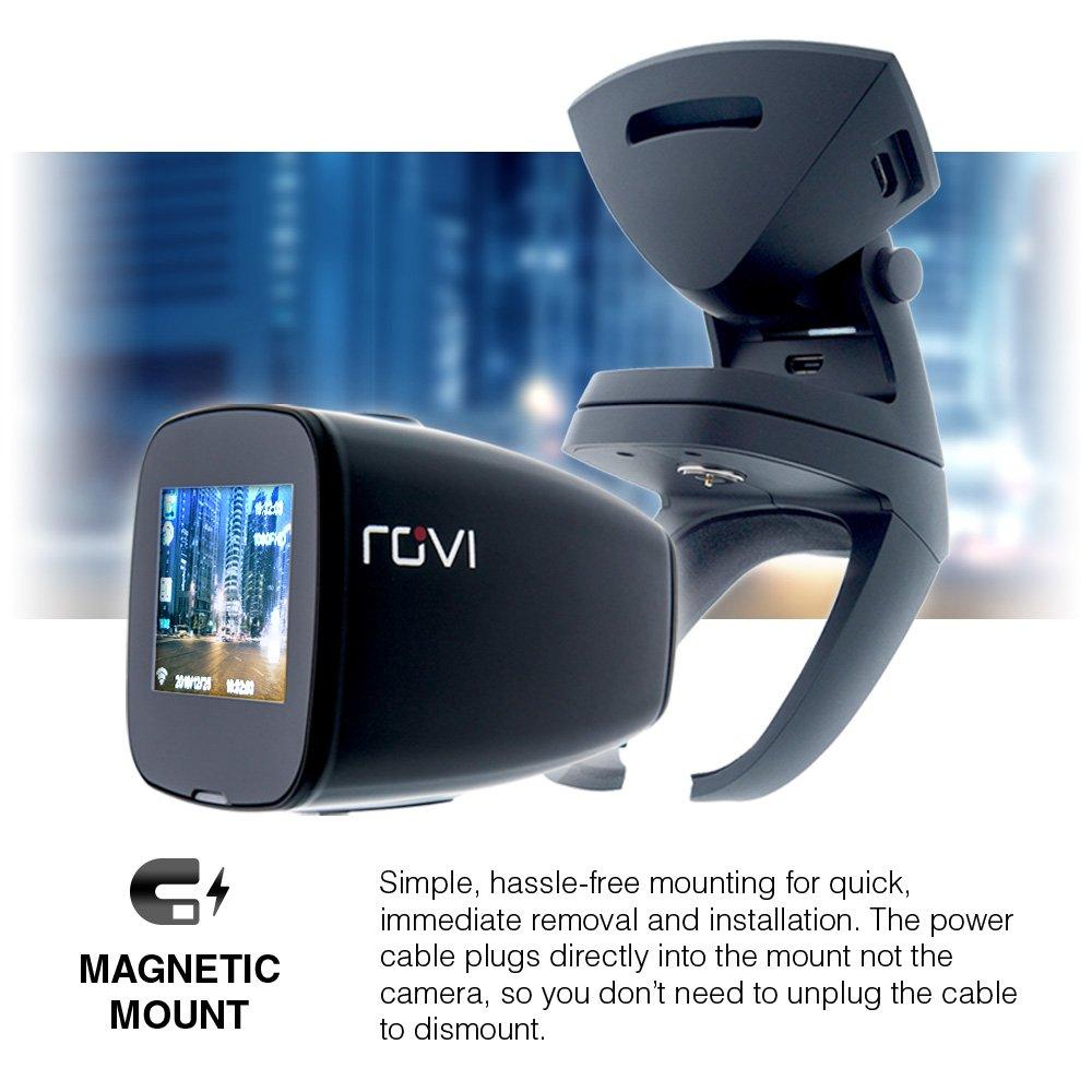 Rovi CL-6000 Full HD Dash Cam