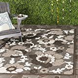 Safavieh Cottage Collection COT920P Light Brown and Brown Area Rug (4′ x 6′) Review