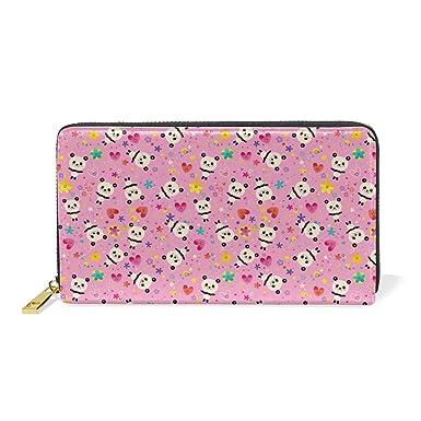 Amazon.com: Venta caliente. Elegante cartera de piel para ...