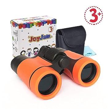 Binoculares Para Niños Joy Jam Durable Telescopio De Niños Regalos