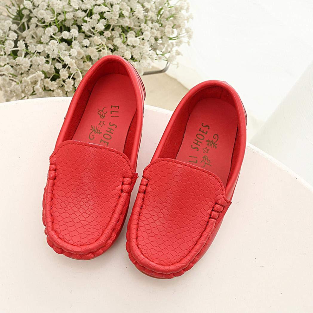 Igemy 1Paar Kinder Schuhe Casual Sneakers Schuhe Jungen Sport Schuhe Sneakers Bootsschuhe