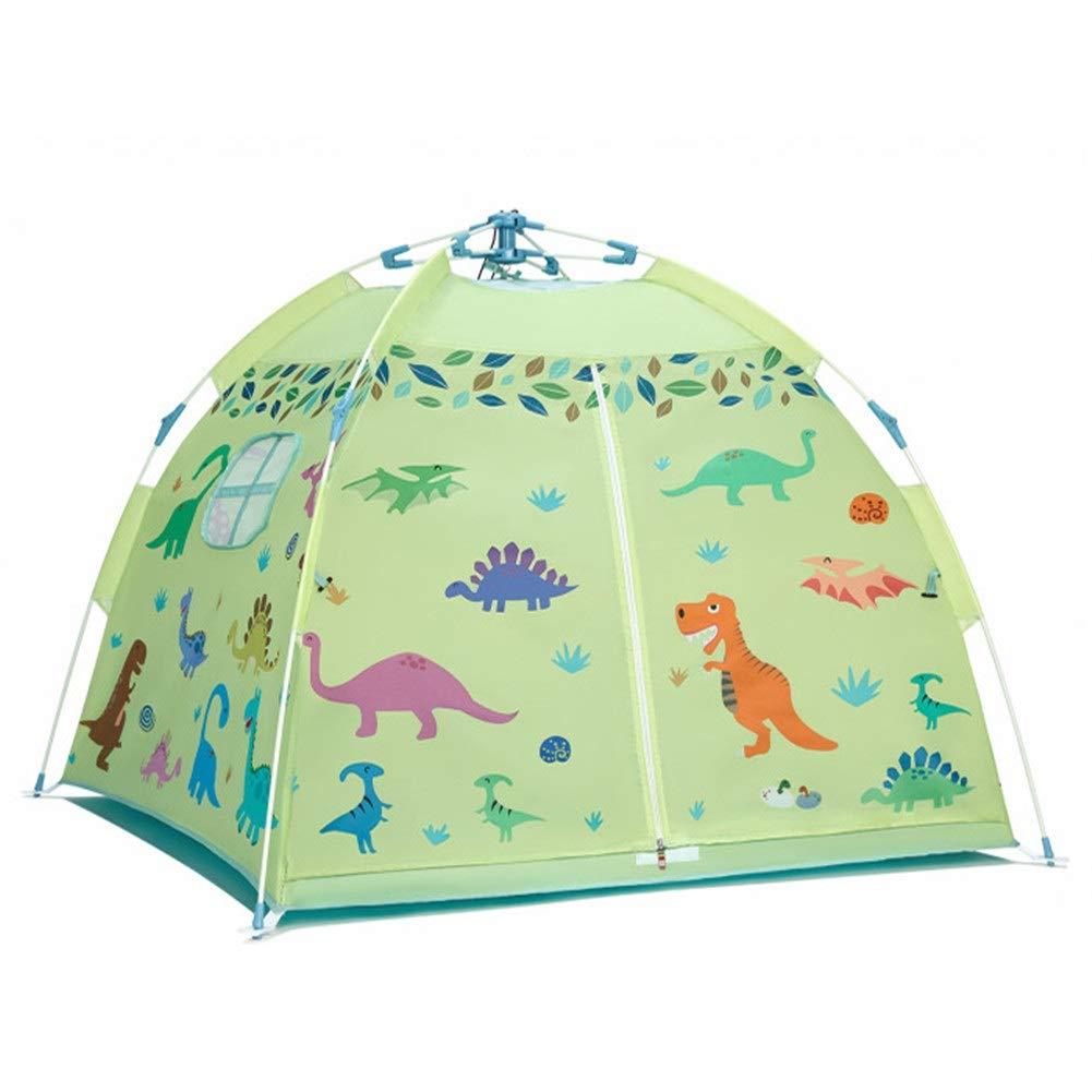 人気が高い  子供の城 B07QHCCN34、幼児子供のための網の屋根の完全なおもちゃのギフトが付いている屋内屋外の演劇のテント (色 (色 : 緑) 緑) 緑 B07QHCCN34, のむちゃん農園:ed1e966a --- a0267596.xsph.ru