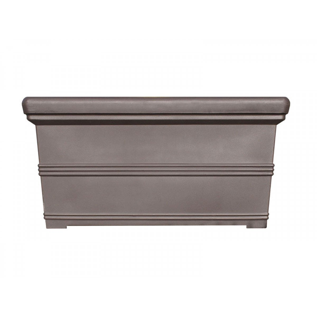American Essence EP-AETAC-ESP-48 48 x 18 x 24 in. Tacoma Rectangle Planter44; Espresso by American Essence