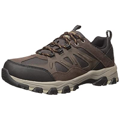 Skechers Men's Selmen-enago Trail Oxford Hiking Shoe | Hiking Shoes