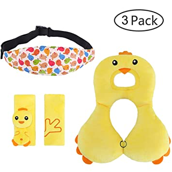 and Strollers For Newborns and Kids Black Angzhili 2 pcs Car Seat Strap Covers Soft Seat Stroller Belt Cushion in Car Seat Jogger