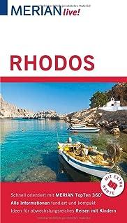 Karte Rhodos Urlaub.Marco Polo Reiseführer Rhodos Reisen Mit Insider Tipps Inkl