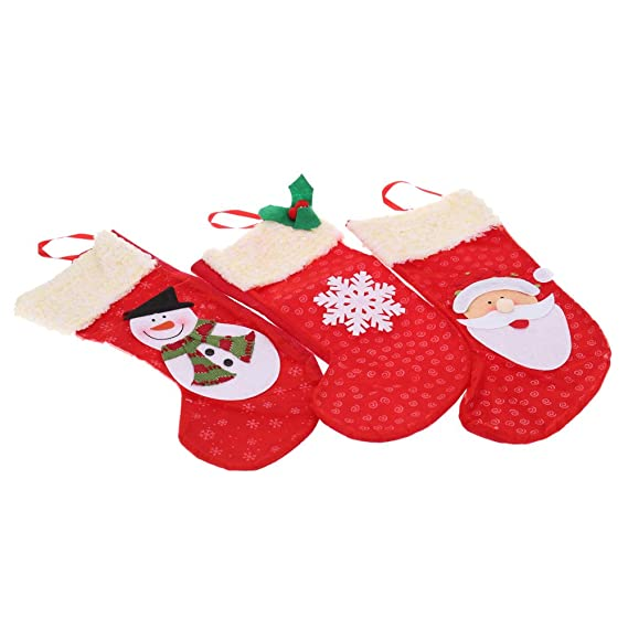 Amazon.com : 3pcs New Arrival Christmas Snowman Hanging Ornament Christmas Tree Decoration Christmas Gift Suitable for putting candy : Everything Else