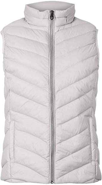 Ex Marks and Spencer Navy Lightweight Down /& Feather Gilet