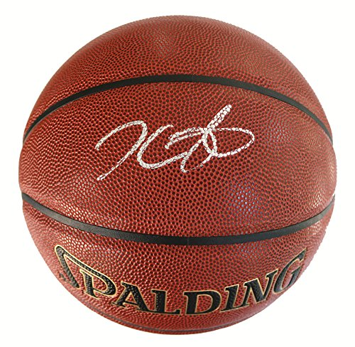 Kevin Durant Brooklyn Nets Signed Autographed Spalding Basketball PAAS COA