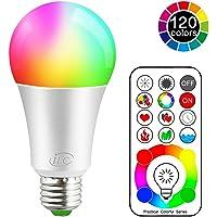 GU10 3W 16 Farbwechsel RGB LED Spot Licht Light Lampe IR Fernbedienung GP 10X