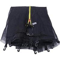 Veiligheidsnet, trampoline, uv-bestendig, trampolinenet, veiligheidsnet, veiligheidskussen voor trampoline, reservet…