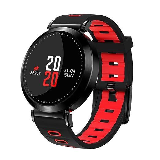 Reloj Inteligente,Reloj Deportivo con altímetro/termómetro y GPS Incorporado, rastreador de Fitness para Correr, Senderismo y Escalada,Reloj Corriendo para ...