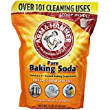 Arm & Hammer Baking Soda, 5 Lbs (4)