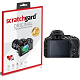 Scratchgard Camera Ultra Clear Screen Protector For Nikon D5600